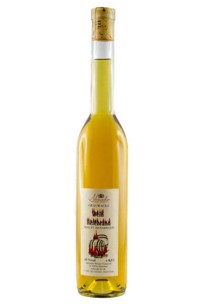 Grauwacke Wein-Hefebrand