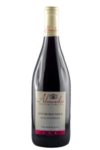 Spätburgunder Qualitätswein b.A. halbtrocken