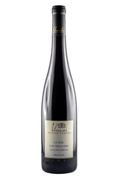 """2014er Cuvée """"Kautenturm"""" Qualitätswein b.A. trocken"""