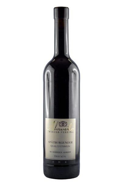 Spätburgunder Qualitätswein b.A. Barrique trocken
