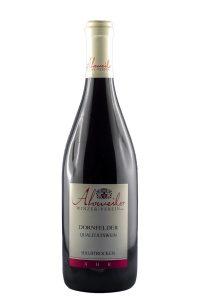 Dornfelder Qualitätswein b.A. halbtrocken