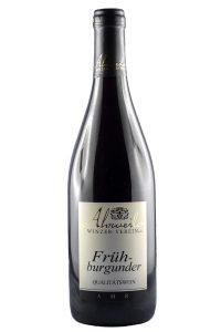 Frühburgunder Qualitätswein b.A. halbtrocken