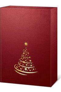 "3er PTZ Gift box  ""Sternenbaum"""